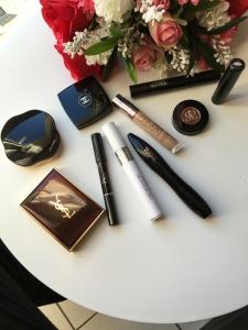 makeup de tout les jours ouvert